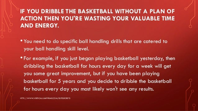 9 Types of Drills to Make You a Better Ball Handler | STACK