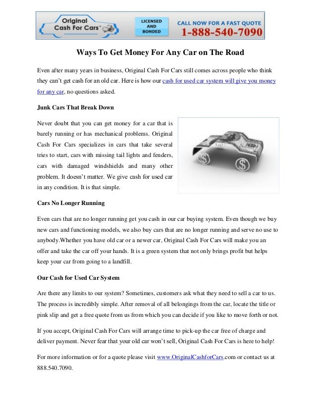 ways-to-get-money-for-any-car-on-the-road-1-638.jpg?cb=1405907473