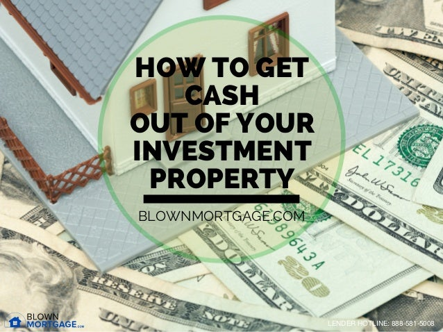 Best loan options for investment property