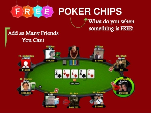 Poker chips free get facebook roulette payouts 00