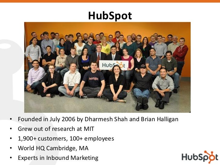 How to Get Found On Google Using The HubSpot Software Slide 3