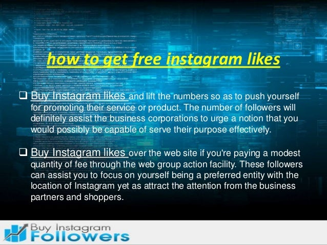 how to get likes on instagram free