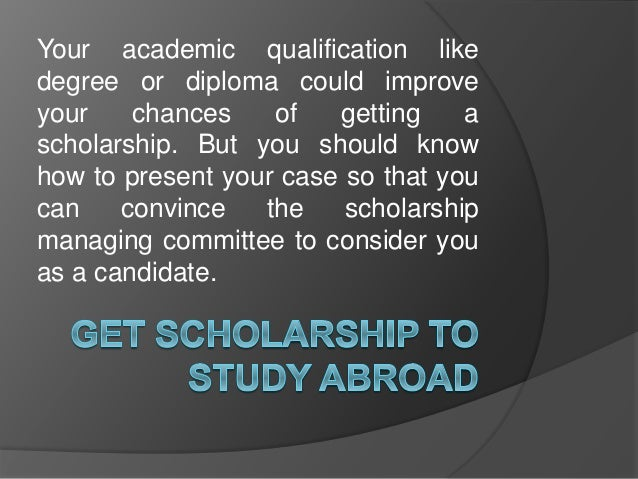 Go Overseas Scholarships | Go Overseas