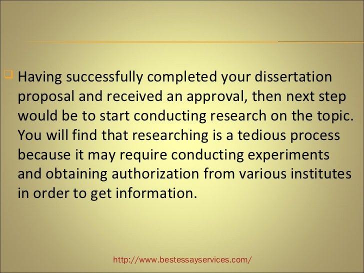 Ddig dissertation funding