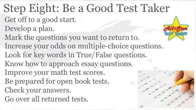 how to get a good grade