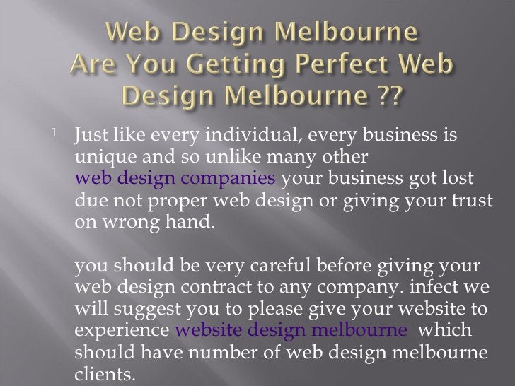    well i know we all cant judge web design just by its past experience there    are many more factor you need to check o...