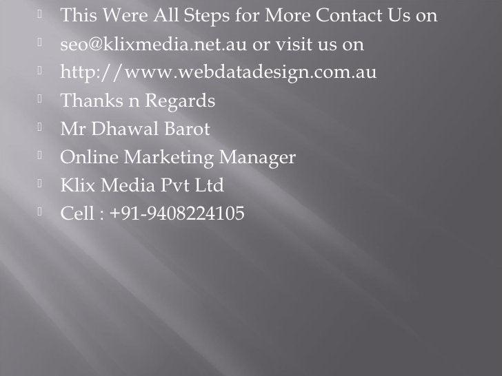 Web Design Melbourne Australia