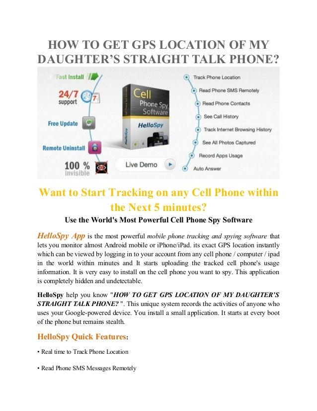 straight talk iphone 5 texting spy