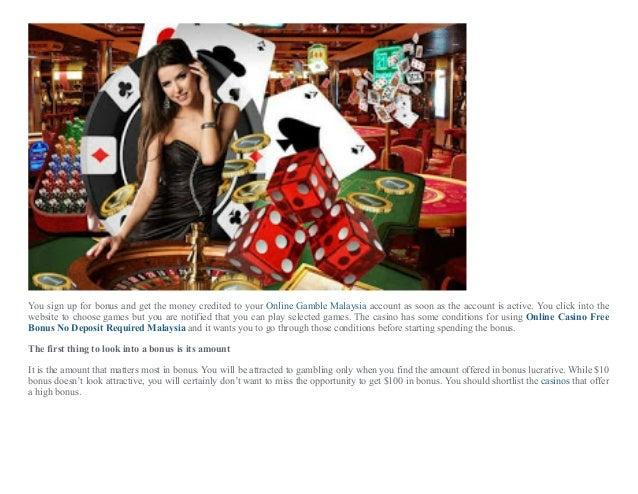 How To Get Highest Free Signup Casino Bonus