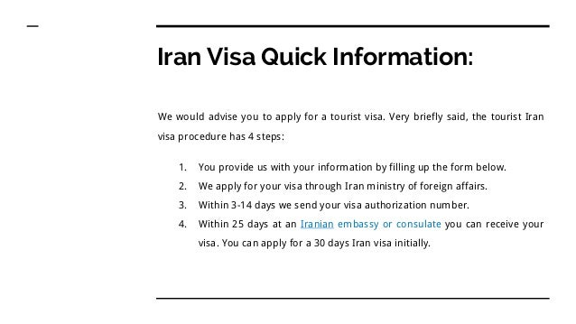 how to get iran visa from uk