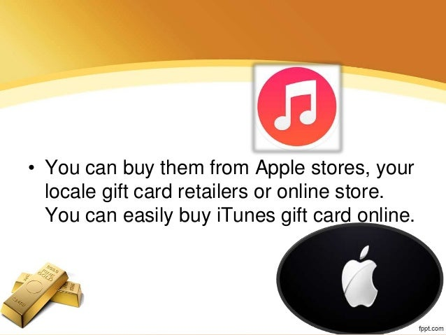 how to receive itunes gift