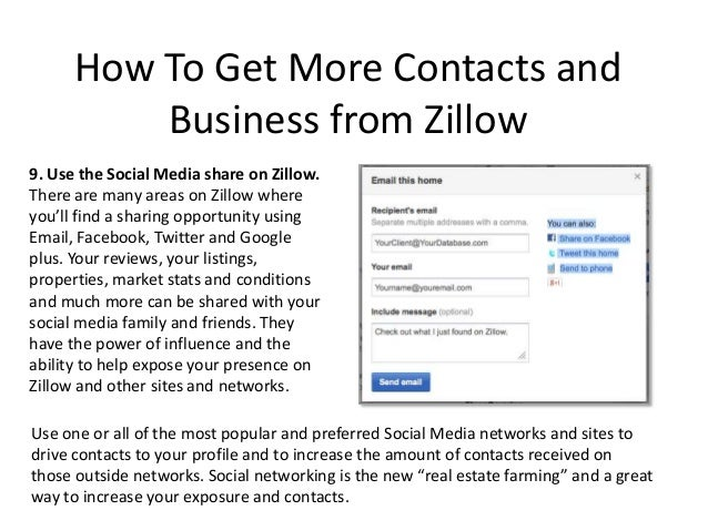 how to get business contacts