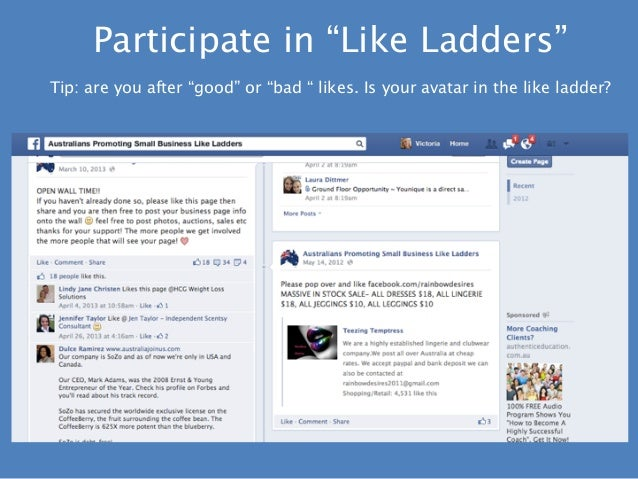 how to get targeted followers on facebook