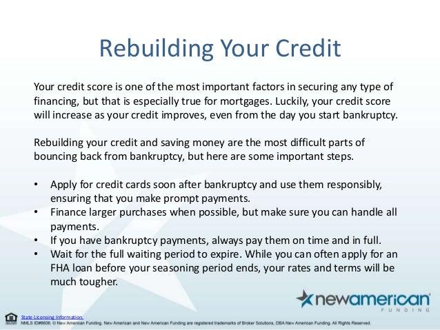 bankruptcy bidding step