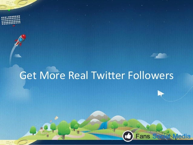 how to get real twitter followers fast