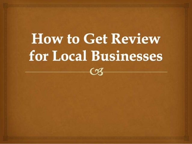 When it comes to local businesses, their life blood is their reputation and their marketing. As Google integrates local bu...