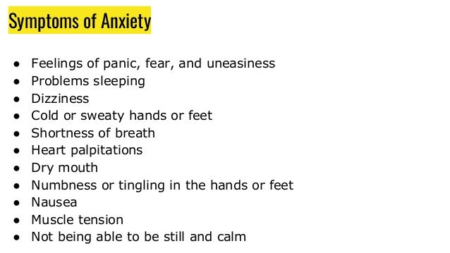 How to Get Rid of Anxiety Disorders - Legal Canadian Pharmacy