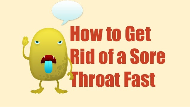 How to get rid of a Sore Throat Fast | Home Remedies for Relieving So…