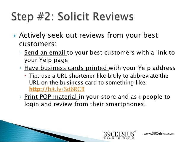 How to get rid of bad yelp reviews online 6 actively seek out reviews from your best reheart Images
