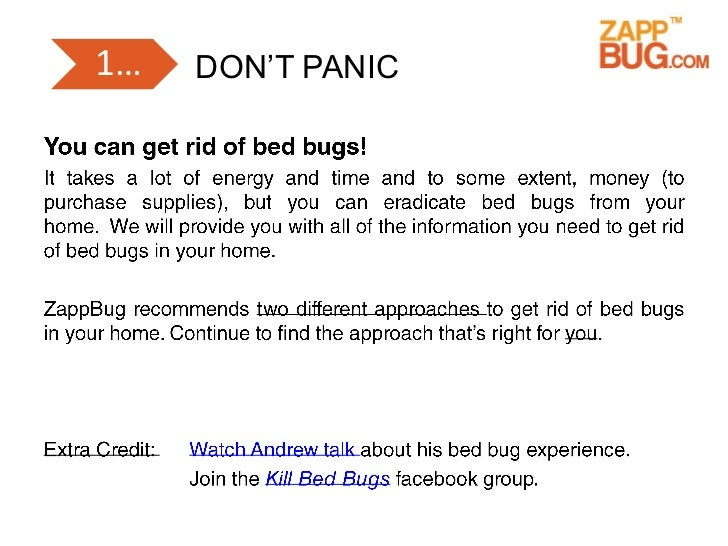 Lovely Temperature to Kill Bed Bugs
