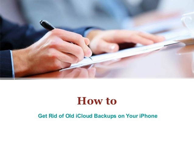 how to get rid of iphone apps how to get rid of i cloud backups on your iphone 20113