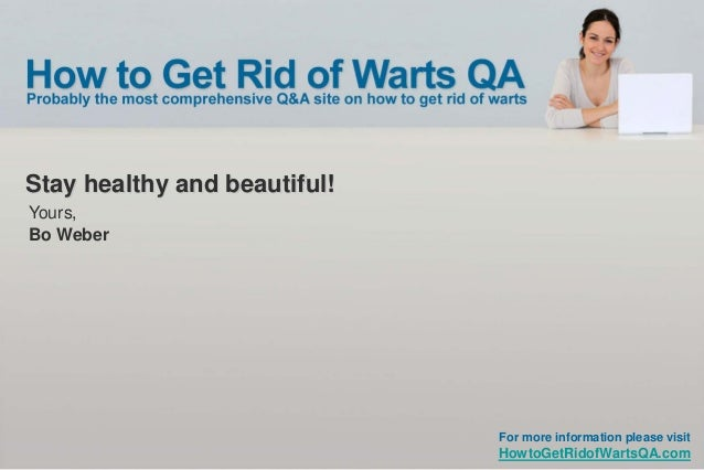 how to get rid of warts fast and easy