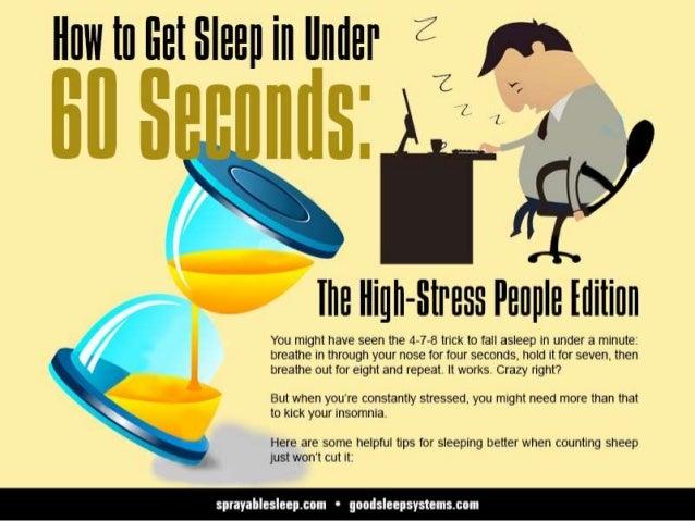 How to get sleep in under 60 seconds the high stress people edition hill in lilll slliil ii ililllll z iiii illli hilill iilillss penile iliiiii you ccuart Gallery