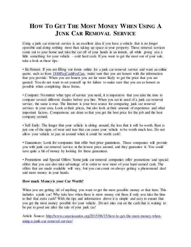 how-to-get-the-most-money-when-using-a-junk-car -removal-service-1-638.jpg?cb=1435475053