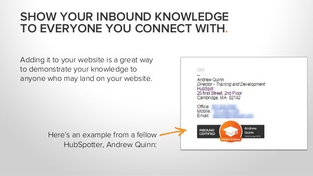 Adding it to your website is a great way to demonstrate your knowledge to anyone who may land on your website. Here's an e...