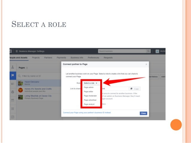 how to add another manager to facebook page