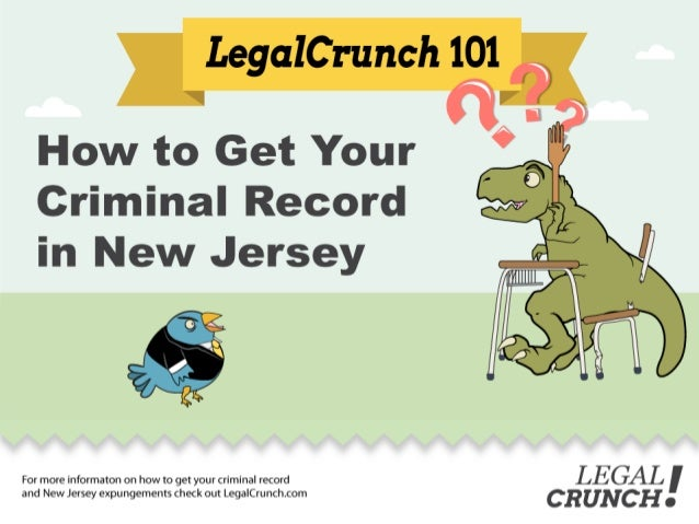 How to Get Your Criminal Record