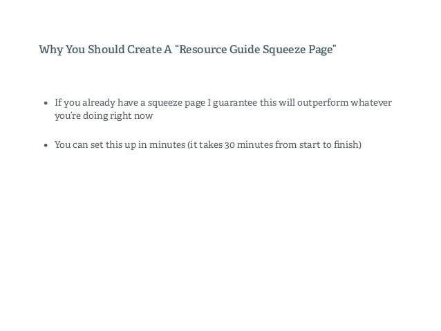 Step 3: Do Webinars