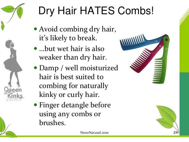how to grow long natural hair