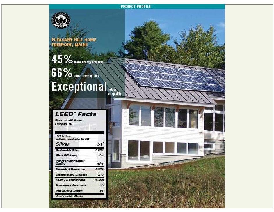 IAQ           LEED       Build green. Everyone Profits