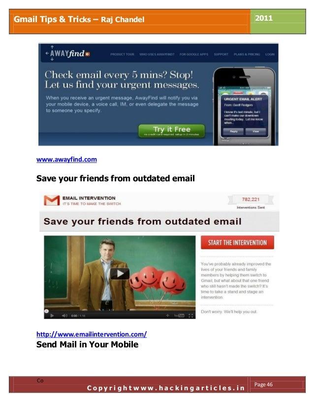 how to get a pop up alert gmail