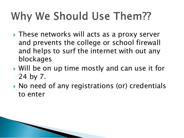 How To Hack And Unblock School (or) College WiFi Using Apps
