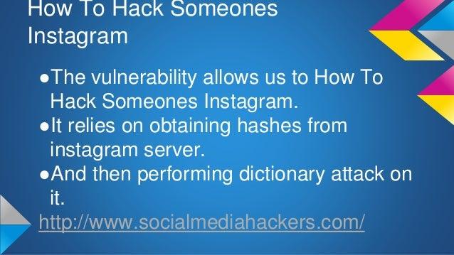 Instagram hacker | Instagram hack | Insta Hack
