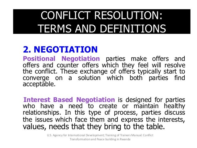 3. MEDIATION refers to a process through which a third party provides procedural assistance to help individuals or groups ...