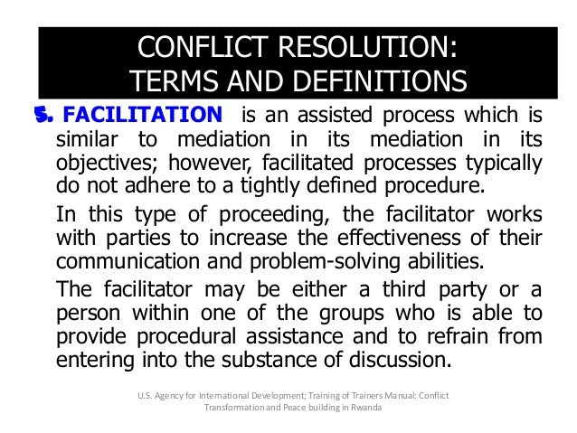 6. ARBITRATION is a form of dispute resolution where a third party makes the decision on the outcome of the dispute. Typic...