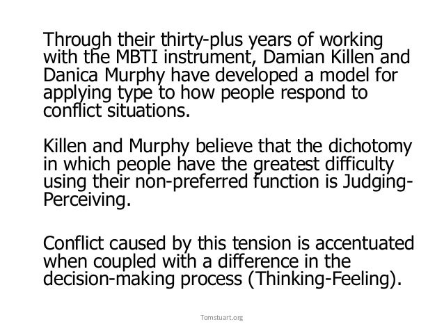 Through their thirty-plus years of working with the MBTI instrument, Damian Killen and Danica Murphy have developed a mode...