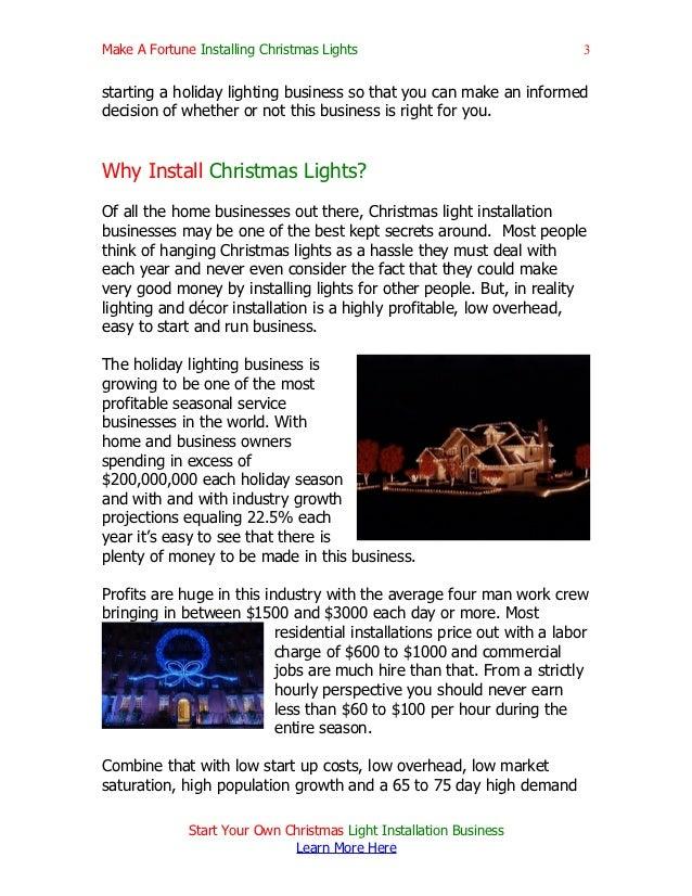 christmas light installation business learn more here 3 - Christmas Lights Installation Prices