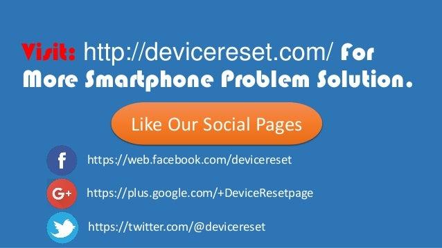 Best Way To Hard Reset Samsung Galaxy S6 EDGE