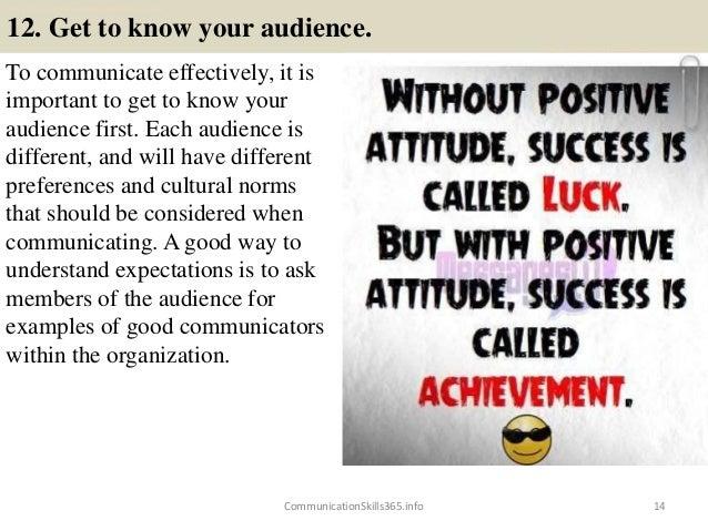 Improve Communication Skills Pdf