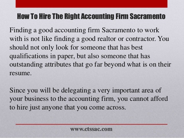 Awesome Sacramento Accounting Resume Gallery - Best Resume Examples ...
