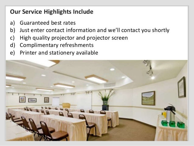 Hotel Meeting Room Rental Singapore
