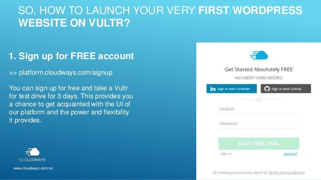 How to Host WordPress on Vultr