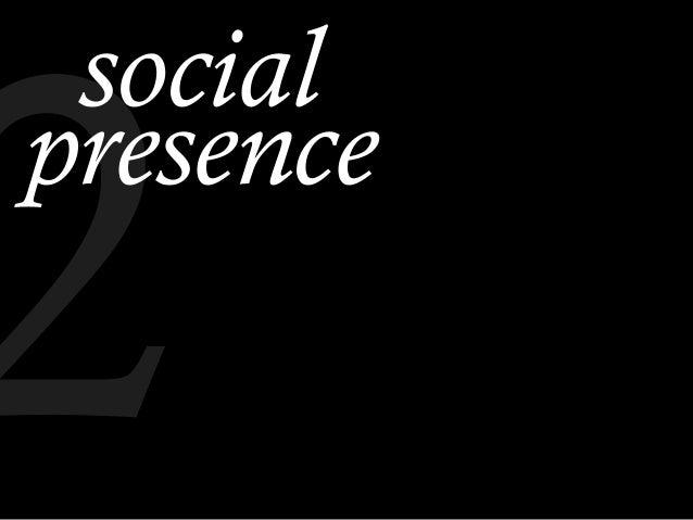 social presence 2