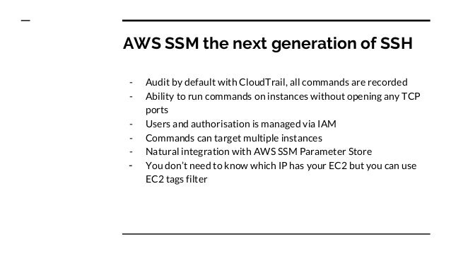 How to implement DevSecOps on AWS for startups