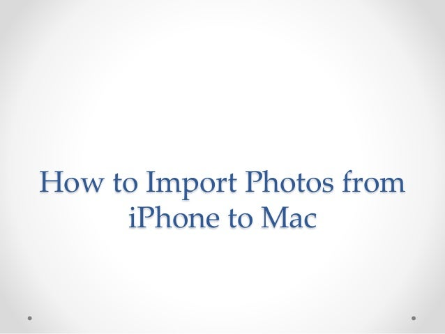 import all photos from iphone to mac how to import photos from iphone to mac 20479