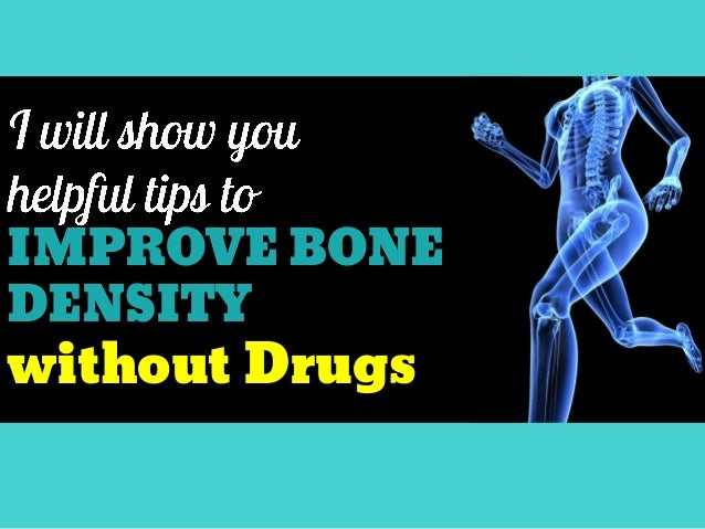 How to Improve Bone Density Naturally with Diet and Exercises – My Pe…